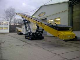 Track mounted ECO Stacker - picture3' - Click to enlarge