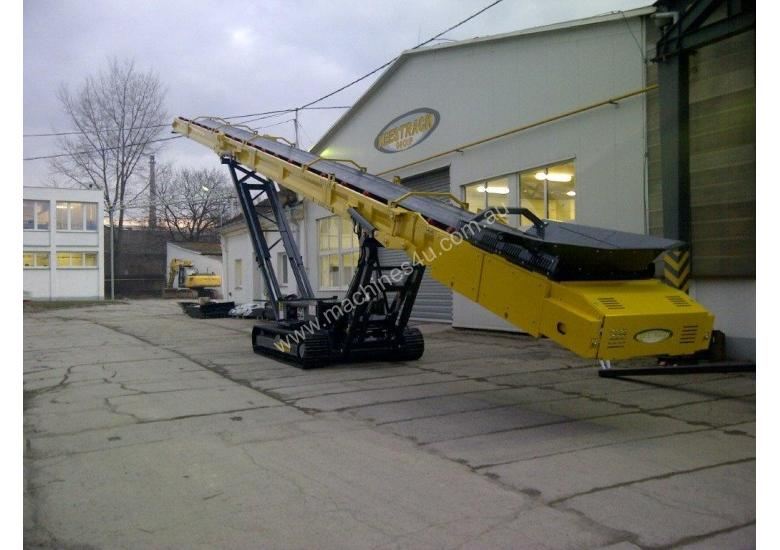 Track mounted ECO Stacker