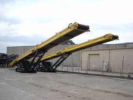 Track mounted ECO Stacker - picture0' - Click to enlarge