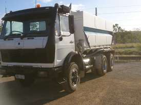 Mercedes truck 15,000 ltr stainless water tank - picture0' - Click to enlarge
