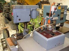 Worner automatic swaging machine - picture1' - Click to enlarge