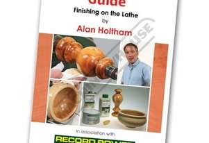 RPDVD05 Step by Step DVD - Guide to Finishing on the Lathe with Alan Holtham Duration - 45min
