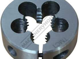 T904 HSS Button Die - Metric M4 x 0.7mm - picture0' - Click to enlarge