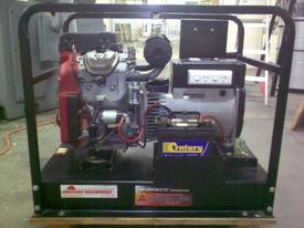 10KVA Petrol Generator with 18HP Honda V twin moto - picture0' - Click to enlarge