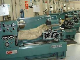 Ajax Chin Hung Lathes from 780mm to 1020mm swing - picture5' - Click to enlarge