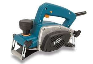 PLANER CURVED 700W 80MM 0-3MM CUT DEPTH R450 MIN.CONCAVE, R400 MAX. CONVEX CE123H VIRUTEX