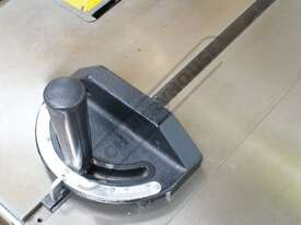 ST-12D Table Saw Ø305mm Max. Blade Diameter - picture4' - Click to enlarge