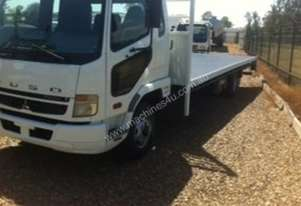 2008 Mitsubishi Fuso Fk6 Fighter 6.5 M Tray
