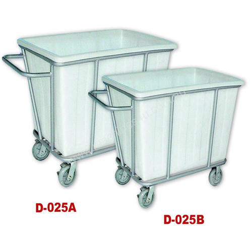 D-025A Big Laundry Cart