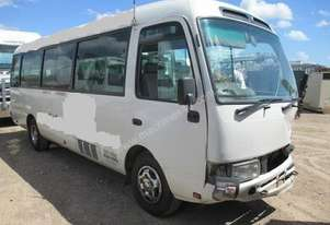 2004 TOYOTA COASTER XB50  FOR SALE