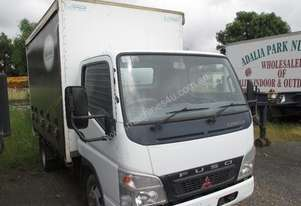 2006 Fuso CANTER TAUTLINER / PERFECT FOR CITY DELI