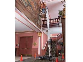 JLG 20AM Vertical Lift - picture4' - Click to enlarge