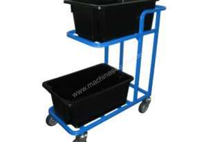 2 Tier Tub Trolley 420mm x 950mm