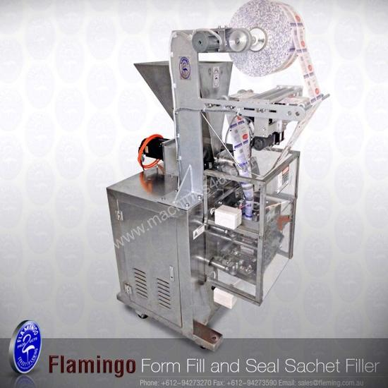 New flamingo Form Fill and Seal Sachet Filler Liquid Filler