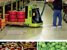 Clark WPX45 Electric Pallet Truck *** 2040kg Load Capacity - picture4' - Click to enlarge