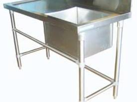 Brayco S/Steel Narrow Sink - picture0' - Click to enlarge