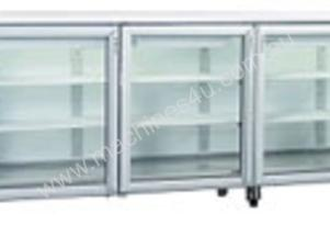 Skope 4 Door Underbar Fridge CC700