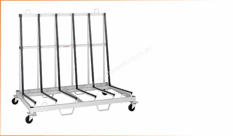 Commissioning trolley KW 2