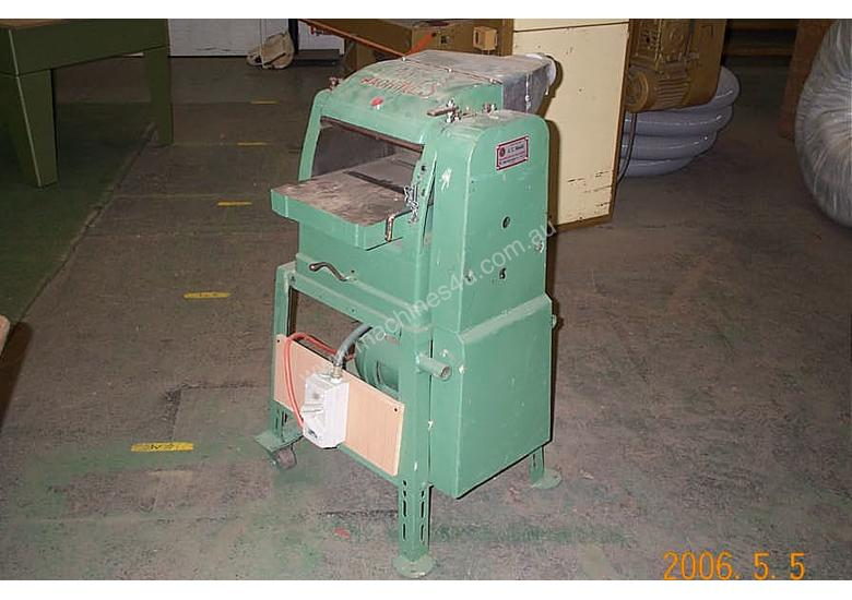 Used Tanner Thicknesser 300mm Three Phase Thicknessers in