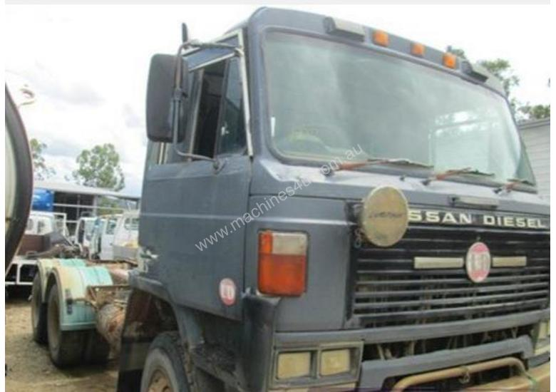1985 Nissan Diesel other Wrecking Trucks
