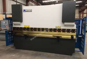 Madison 125 ton x 3.2m NC Press Brake