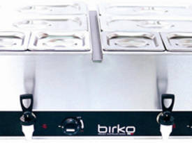 NEW BIRKO COMMERCIAL DOUBLE BAIN MARIE/1110102