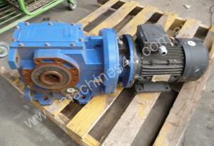 INDUSTRIAL REDUCTION BOX MOTOR/ 15RPM