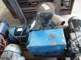 DYNAVAC 100cm/h 3 PHASE VACUUM PUMP - picture1' - Click to enlarge