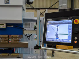Yawei PBH 110-3100 CNC7 Precision CNC Synchronised Pressbrake - picture2' - Click to enlarge