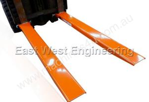 East West Engineering Fork Ext 1780 x 125mm