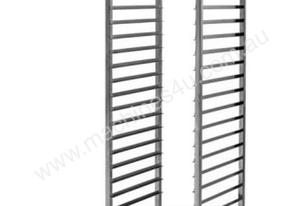 F.E.D. GTS-520 Adjustable S/Steel Gastronorm Rack Trolley
