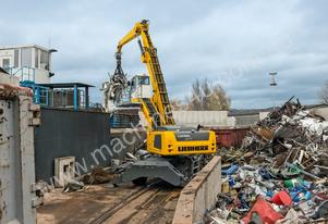 LH 60 M Industry Litronic material handler / wheeled excavator