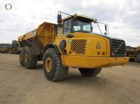 2007 Volvo A40D