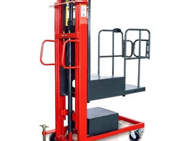 Order Picker 400Kg Capacity 3500mm Lift Height
