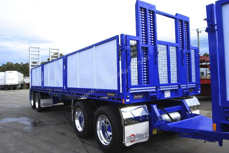 New Topstart Quad Dog Tag Trailers In Dandenong South Vic
