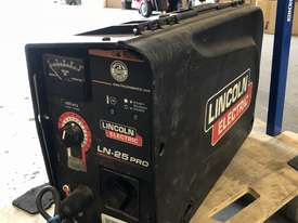 Lincoln LN-25 Pro Wire Feeder - picture0' - Click to enlarge