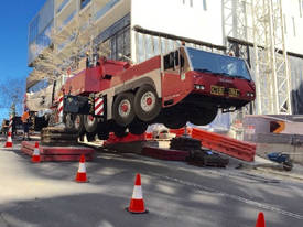 2002 DEMAG AC350 ALL TERRAIN CRANE - picture1' - Click to enlarge