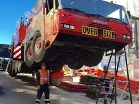 2002 DEMAG AC350 ALL TERRAIN CRANE - picture2' - Click to enlarge