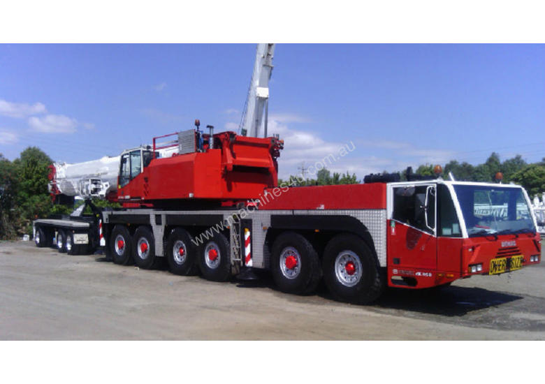 2002 DEMAG AC350 ALL TERRAIN CRANE