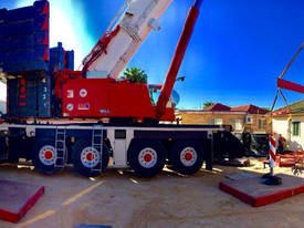 2002 DEMAG AC350 ALL TERRAIN CRANE - picture4' - Click to enlarge
