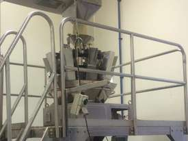 Various form, Fill & Seal pack & weigh machinery - picture0' - Click to enlarge