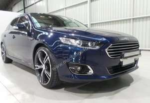 Ford Falcon Car Light Commercial