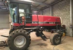 Case IH 8870 Windrowers Hay/Forage Equip