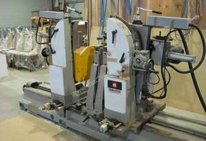 Balestrini Mia Twin Cut off Saw and Drilling Machine