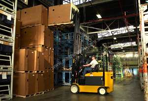 Yale ERC100VHS 4 Tonne Electric Forklift / Counterbalance Forklift