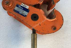 Beam Girder Clamp 3 Ton PWB Anchor Block & Tackle Lifting Mount