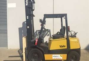 Good Condition Yale Counterbalance Forklift