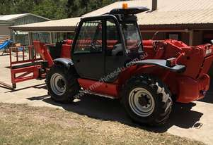 2007 MANITOU MT1740 TELEHANDLER FOR SALE