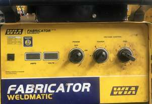 WIA MIG Welder Weldmatic Fabricator CP135 400 Amp W64 Wire Feeder