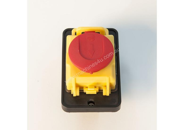 NVR Replacement Switch - suits many Carbatec machines(56x88mm plate size)